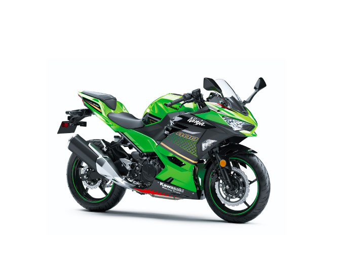 Ninja 400 ABS KRT Edition – 2021